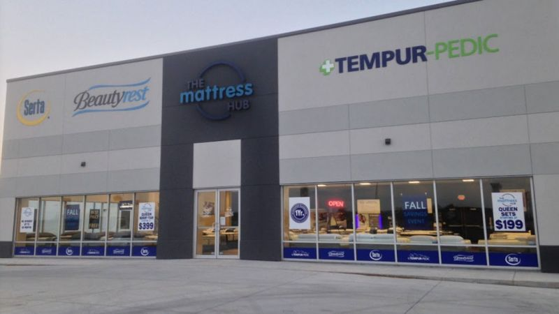 The Mattress Hub - McPherson